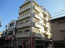 兵庫県尼崎市南竹谷町1丁目の賃貸マンションの外観