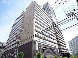 兵庫県神戸市中央区磯上通3の賃貸マンションの外観