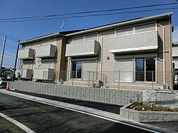 [テラスハウス] 千葉県柏市大室 の賃貸【/】の外観