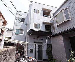 京都府城陽市平川東垣外の賃貸マンションの外観