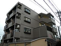 大島マンション廿軒家[2A号室]の外観