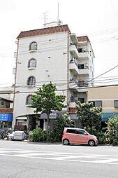 鶴町グリーンコーポ[5階]の外観