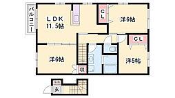 はりま勝原駅 7.4万円