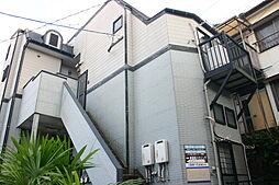 長崎県長崎市上小島2丁目の賃貸アパートの外観