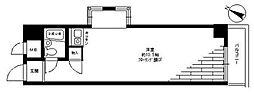 ライオンズプラザ横浜大通り公園[5階]の間取り