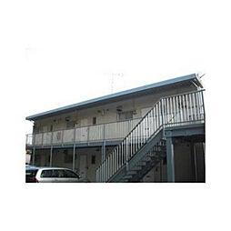 エステートピア足立B棟[2階]の外観