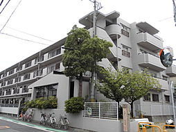 大阪府八尾市高美町6丁目の賃貸マンションの外観