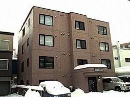 北海道札幌市東区北十六条東16丁目の賃貸マンションの外観