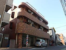 千葉県市川市平田3の賃貸マンションの外観
