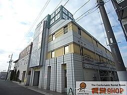 シンエイ第8東船橋マンション[101号室]の外観