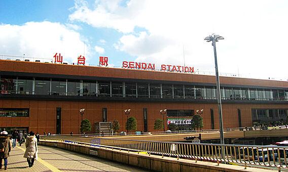 仙台駅(バス2...