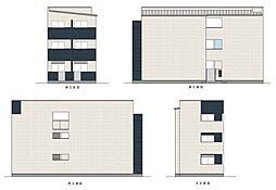 Schaf18[1階]の外観