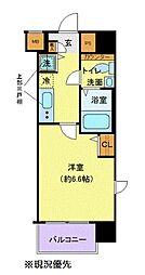 レグラス新横浜駅前[5階]の間取り