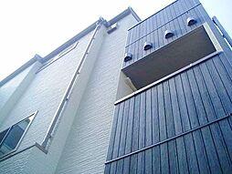 スタジオカルテット[2階]の外観