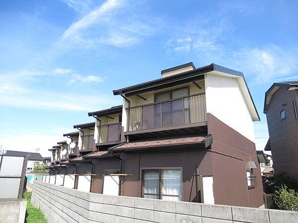タウンハウス文京[D-2号室]の外観
