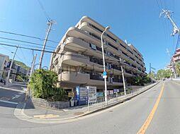 山仁サツキハイツ2[2階]の外観
