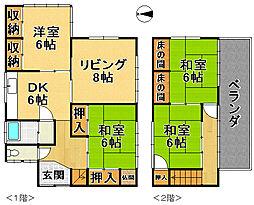舞子駅 1,250万円