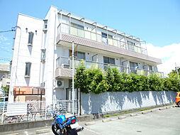 静岡県浜松市中区曳馬4丁目の賃貸マンションの外観