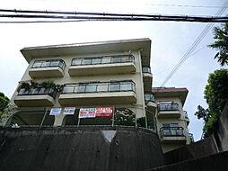 大阪府枚方市翠香園町の賃貸マンションの外観