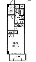 SUN MALL KOH[4階]の間取り