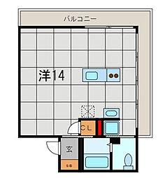 ラ・ポルト[0305号室]の外観