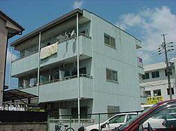 愛知県名古屋市中村区藤江町1丁目の賃貸マンションの外観