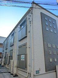 東京都豊島区目白5丁目の賃貸アパートの外観