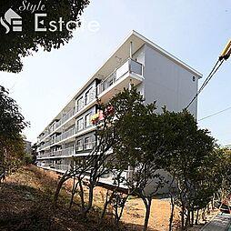 愛知県名古屋市緑区鳴海町字乙子山の賃貸マンションの外観