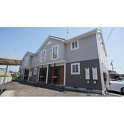 三重県津市久居井戸山町の賃貸アパートの外観