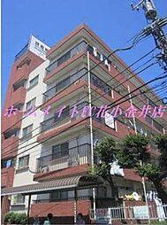 三沢ビル[4階]の外観