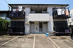 レイハウス[101号室]の外観