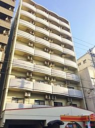 クレインハイツ南堀江[6階]の外観