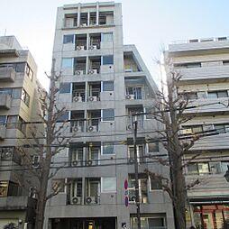 コンクリート打ちっぱなしデザイン エテルノ荻窪[8階号室]の外観