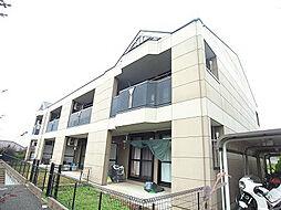 千葉県我孫子市中峠の賃貸アパートの外観