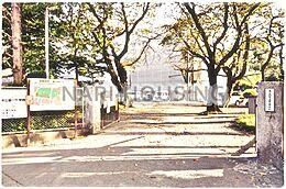 中学校東大和市立第一中学校まで383m