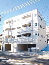 愛知県名古屋市千種区園山町1丁目の賃貸アパートの外観