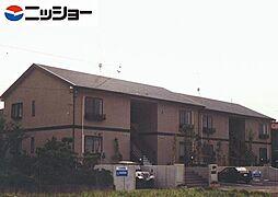 コーポラフォーレ[1階]の外観