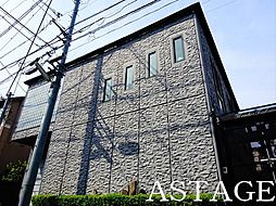 東京都世田谷区赤堤4丁目の賃貸マンションの外観