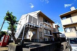 徳島県徳島市住吉5丁目の賃貸アパートの外観