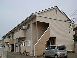 コ−ポハッピ−[2階]の外観