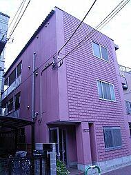 ロータスマンション[3階]の外観