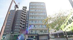 北海道札幌市西区八軒一条東1丁目の賃貸マンションの外観