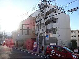 おおきに出町柳サニーアパートメント(旧 S-CREA出町柳)[402号室]の外観
