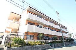 愛知県長久手市仏が根の賃貸アパートの外観