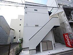 愛知県名古屋市瑞穂区柳ケ枝町1丁目の賃貸アパートの外観