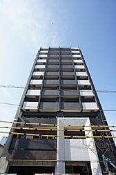 レジュールアッシュ梅田北[10階]の外観
