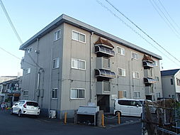 ロイヤル美田[3階]の外観