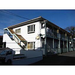 東京都杉並区堀ノ内1丁目の賃貸アパートの外観