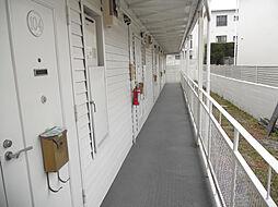 ガジェットハウスI[1階]の外観