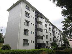 片倉台団地2-1号棟[3階]の外観